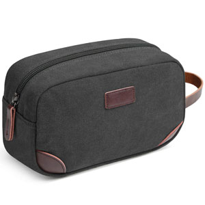 Toupons Men's Travel Toiletry Organizer
