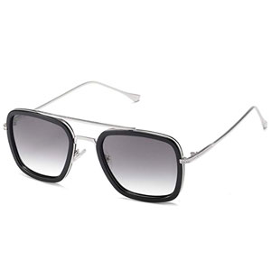 SOJOS Square Polarized Sunglasses for Men
