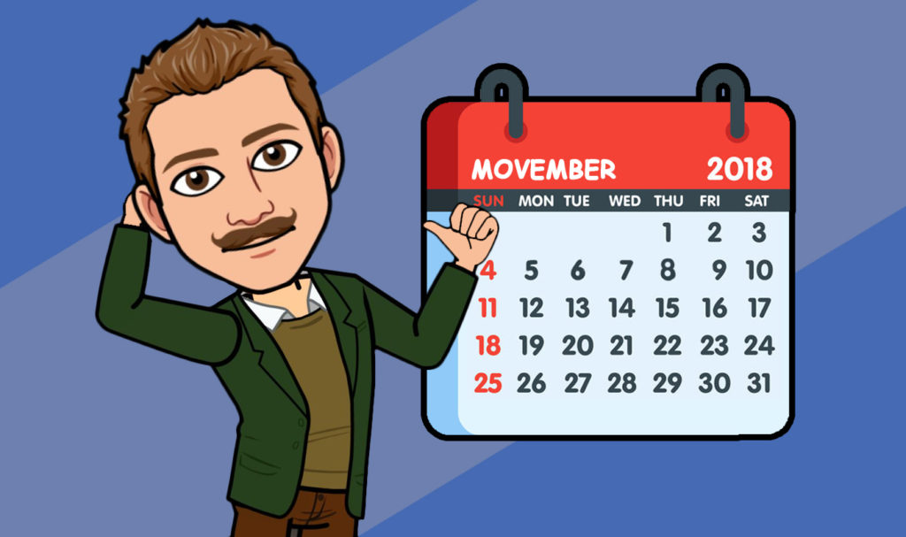 """Movember"""