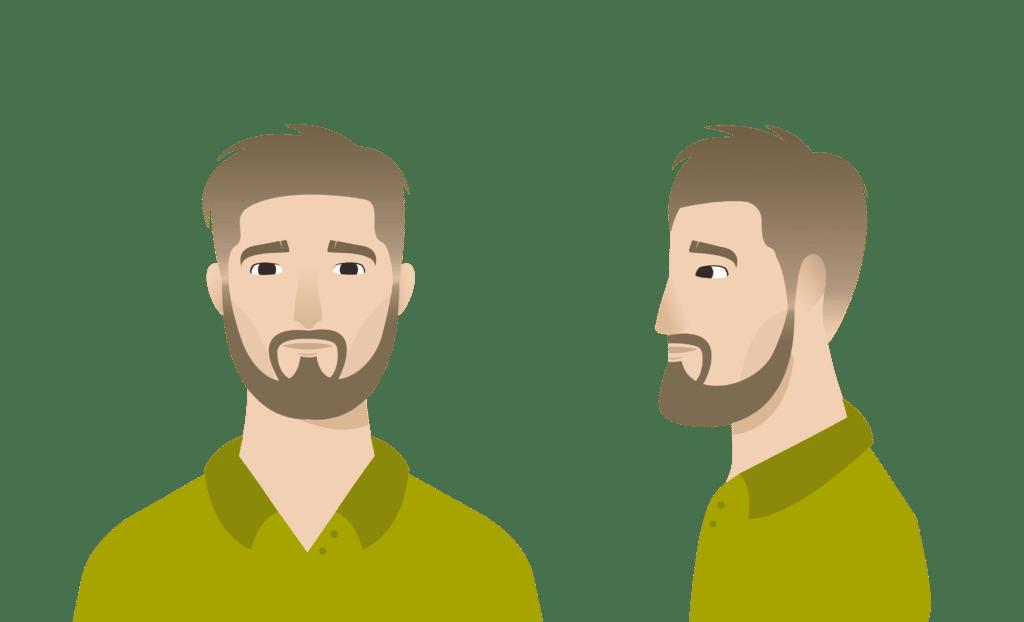 the garibaldi beard style