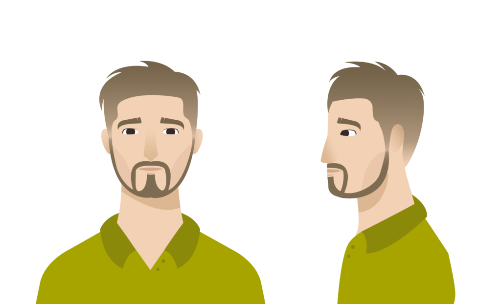 the short boxed beard