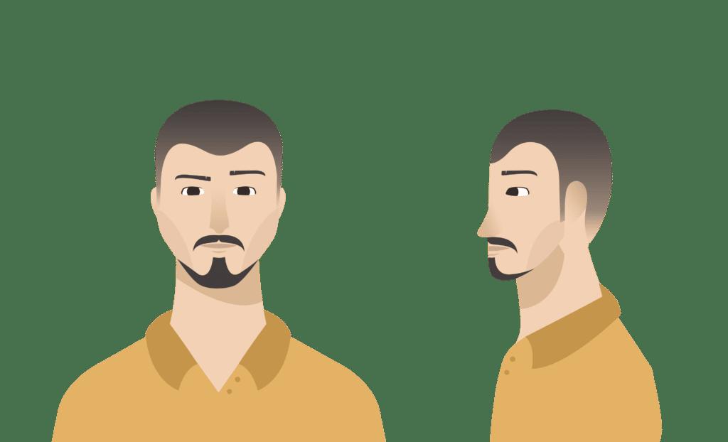 the anchor beard style