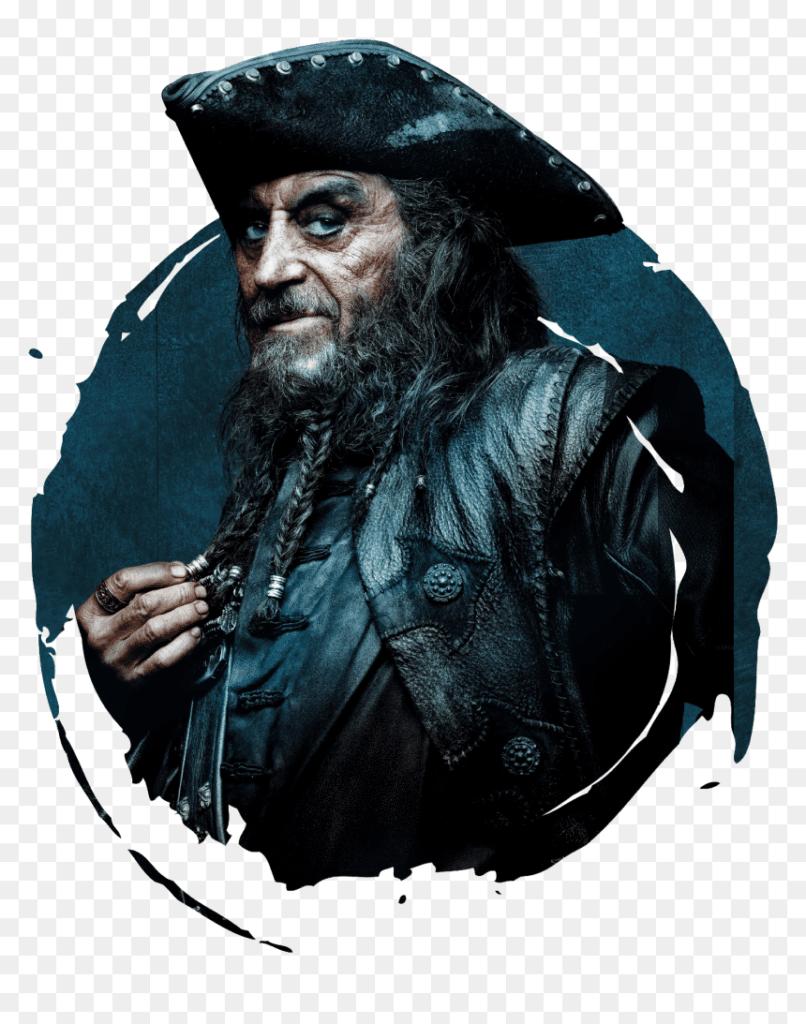 The Jack Sparrow Beard Style