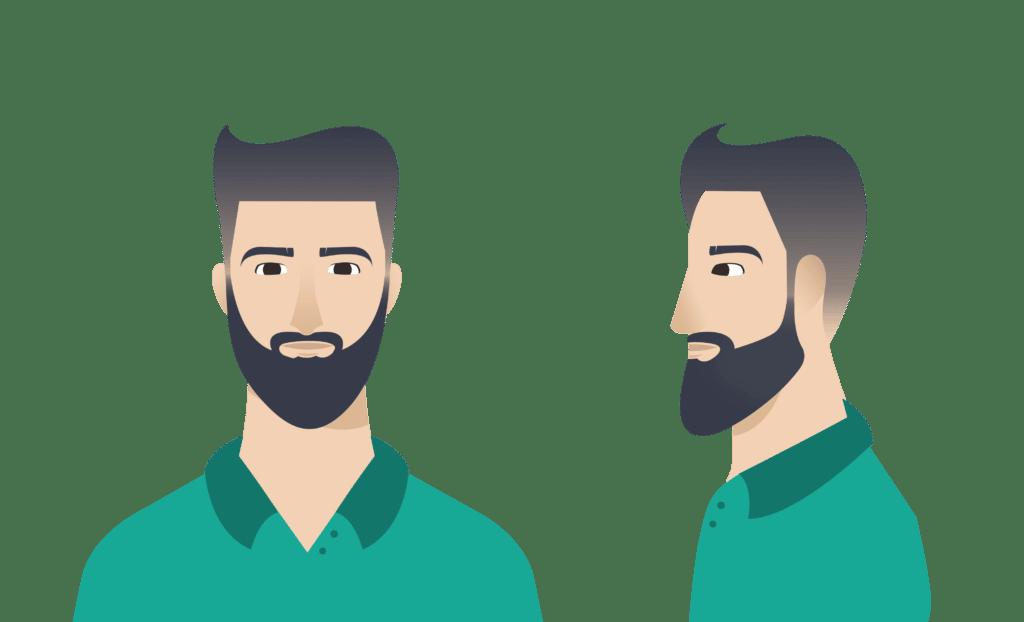 The Corporate Beard Style