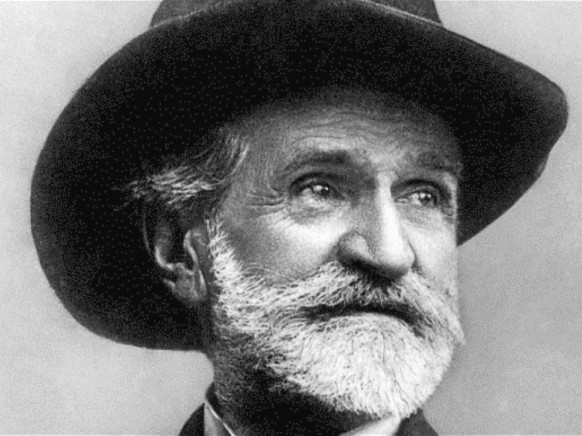 the verdi beard style