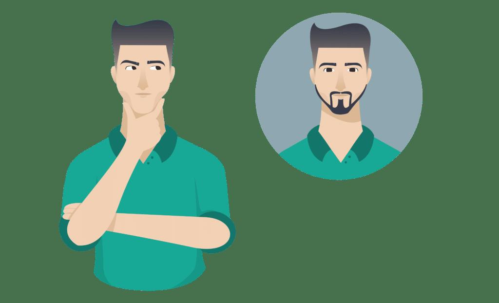 8 benefits of growing a beard