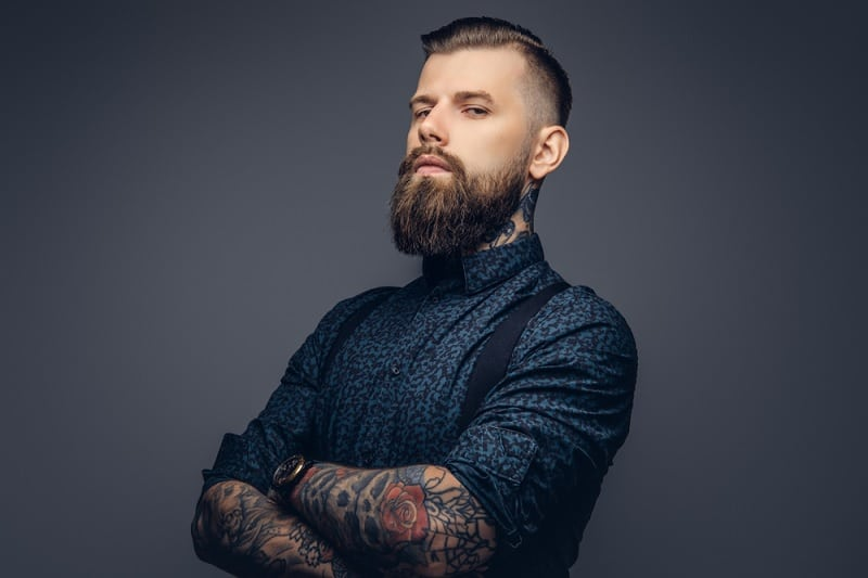The Ducktail Beard Style And What You Need To Know 11