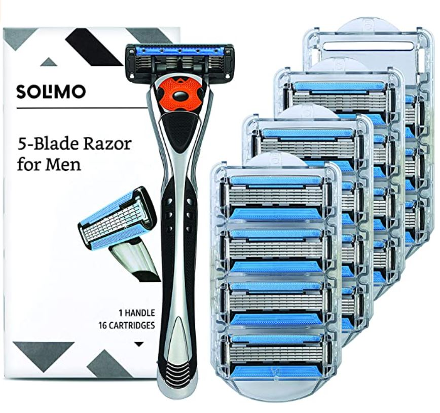 cartridge razor