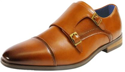 The Best Single Double Monk Shoes for [year] - Style Tips 1